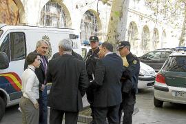 Jueces y policías discrepan sobre si Urdangarin debe realizar o no el 'paseíllo'