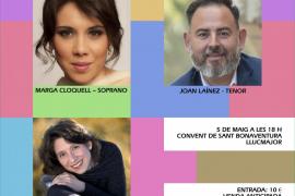 Recital lírico con música y poesía 'llumajoreres' en Sant Bonaventura