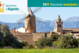 Lista de candidatos al Ajuntament d'Algaida