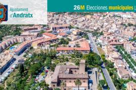 Lista de candidatos de Unidas Podemos al Ajuntament d'Andratx
