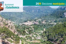 Lista de candidatos al Ajuntament d'Estellencs