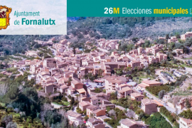 Lista de candidatos de Independents Fornalutx al Ajuntament de Fornalutx