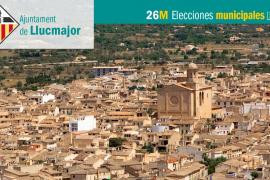 Lista de candidatos de Agrupación Social Independiente al Ajuntament de Llucmajor
