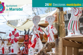 Lista de candidatos de Coalició Independents de Marratxí-El PI al Ajuntament de Marratxí