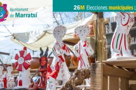 Lista de candidatos de Unidas Podemos al Ajuntament de Marratxí