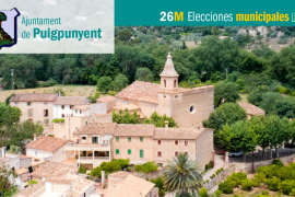 Lista de candidatos al Ajuntament de Puigpunyent