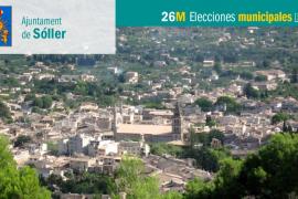 Lista de candidatos de Més per Mallorca al Ajuntament de Sóller