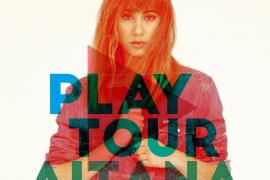 La extriunfita Aitana recala en Son Fusteret con la gira 'Play Tour' 2019