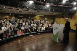 El candidato de Vox al Ajuntament de Palma promete más limpieza y seguridad