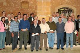 Las ganaderías menorquinas mantienen vivo el concurso de vacas de Campos