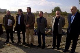 Las obras del primer hotel de la Marina de Magaluf no empezarán hasta finales de 2013