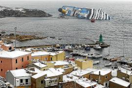 Un vídeo demuestra el caos de los mandos del Costa Concordia tras el accidente