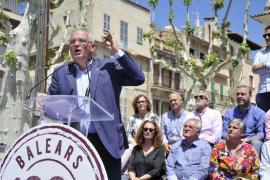 Multitudinario acto del PI en sa Pobla para presentar a los candidatos en Baleares