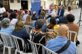 El PP anuncia un plan integral para que Dalt Vila, la Marina y sa Penya vuelvan a ser un referente