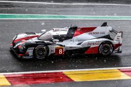 Fernando Alonso se impone en las 6 Horas de Spa