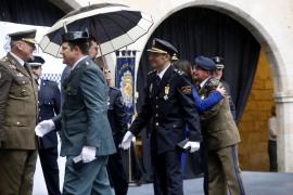 La Policía Local condecora al inspector jefe que pidió imputar a Penalva y Subirán