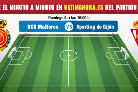 Así se ha vivido el Real Mallorca-Sporting