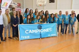 La Salle Palma y Bahía, campeones de Balears cadete de baloncesto