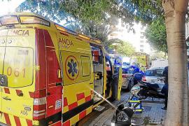 Muere una mujer tras precipitarse desde un noveno piso en Palma