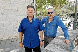 Sebastián Oliver y Ramón Domingo