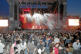 El Mallorca Live Festival de Calvià prevé un impacto económico de 4,7 millones de euros