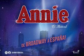 De Broadway a Mallorca con el musical 'Annie' en el Auditórium de Palma