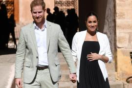 Meghan Markle se pone de parto de su primer hijo