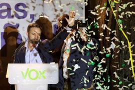 Exdirigentes de Vox cargan contra Abascal por convertir el partido en un «chiringuito» y piden el voto para el PP