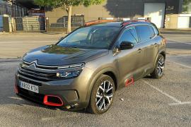 Nuevo Citroën C5 Aircross, la combinación perfecta de amplitud y seguridad