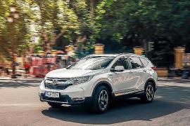 El CR-V Hybrid y el HR-V Sport, estrellas de Honda en el Automobile Barcelona
