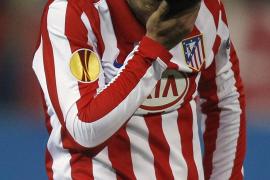 El Atlético se complica la vida frente al Sporting de Lisboa