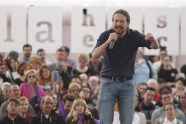 Iglesias ofrece un Gobierno de coalición «sin arrogancia» ni «líneas rojas»