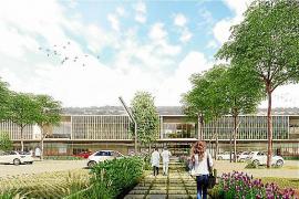 Los arquitectos Sulkin Marchissio y Barceló-Balanzó, ganadores del proyecto del futuro hospital de Felanitx