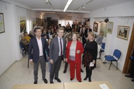 Feijóo pide en Palma a los electores de centro y derecha que voten al PP para que no gobierne el PSOE
