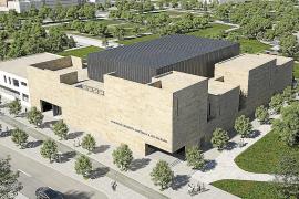 La futura sede de la Simfònica contará con financiación de fondos europeos
