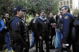 Seguridad privada y Guardia Civil vigilaron la Fira de Sineu ante la falta de policías municipales