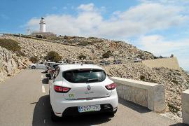 La DGT anuncia multas de 200 euros para quien se salte las restricciones en Formentor