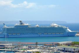 El mayor crucero de este año