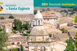 Lista de candidatos de FEIM Sta. Eugènia al Ajuntament de Santa Eugènia