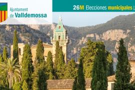 Lista de candidatos del Grup Independent de Valldemossa al Ajuntament de Valldemossa
