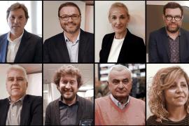 Conoce el lado más personal de los principales candidatos al Ajuntament de Palma