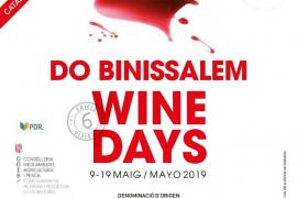 El enoturismo coge impulso en Binissalem con la fiesta Wine Days 2019
