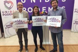 Unidas Podemos presenta el lema de su campaña, 'La vida en el centro'
