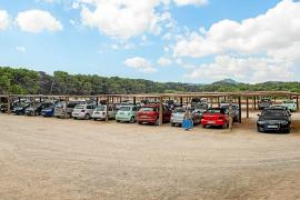 El GOB pide que el aparcamiento de Cala Agulla esté fuera del área natural