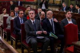 Junqueras y Sánchez piden al Supremo la libertad para ejercer como diputados