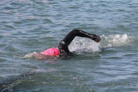 Fallece la triatleta madrileña de 15 años caída por un barranco en Alicante