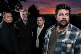La banda mallorquina Lost Boys actuarán en el Shamrock con un concierto de lo más emocionante