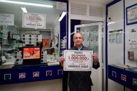 El millón del Euromillones toca en Palma