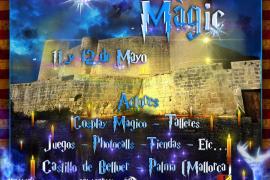 El Castell de Bellver acoge un fin de semana inspirado en Harry Potter