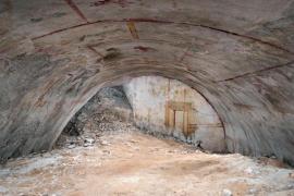 Sale a la luz la «Sala de la Esfinge» de Nerón, oculta durante dos milenios